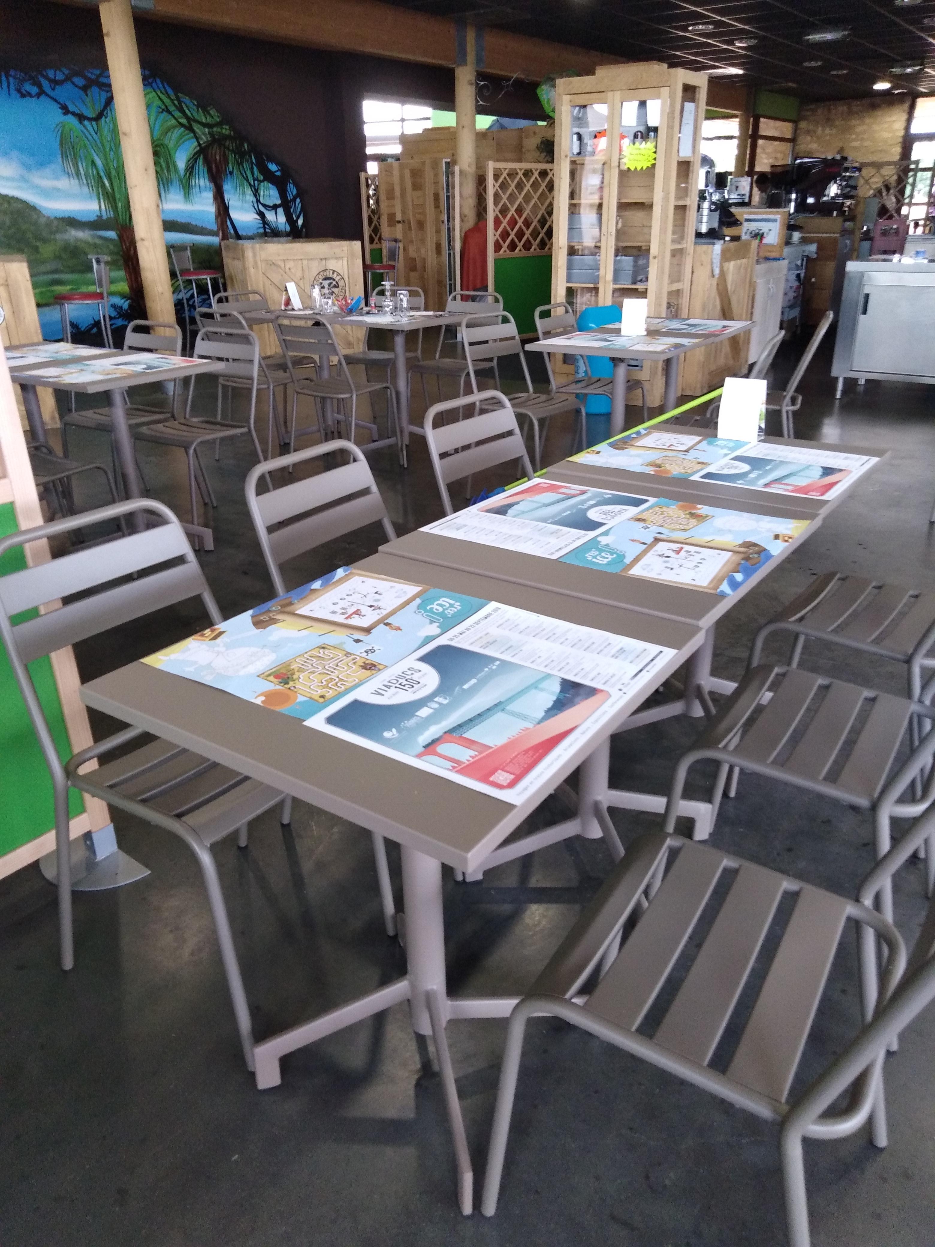 Restaurant & Aire de pique-nique